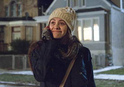 Eye on Emmy: Shameless' Emmy Rossum on the 'Difficult' Scene That Triggered a Panic Attack