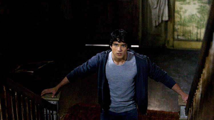 "Tyler Posey stars as Scott McCall in ""Teen Wolf."""
