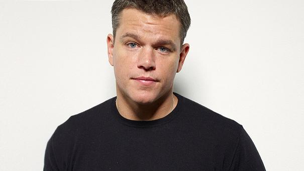 matt damon thumb