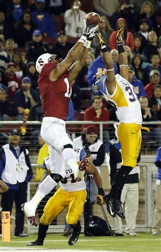 Lucky: Stanford sloppy in win over San Jose State