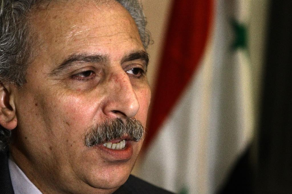 Key Syrian domestic opposition activist flees to Spain