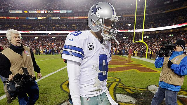 Can Tony Romo shake December struggles?