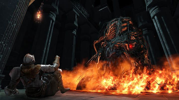 Dark Souls 2: Scholar of the First Sin hits PC first on April 1, here's what it costs to upgrade