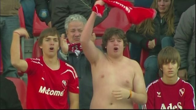 Independiente relegated for first time in history