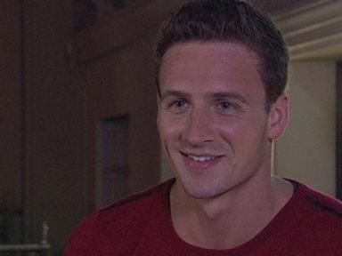 Ryan Lochte Interview
