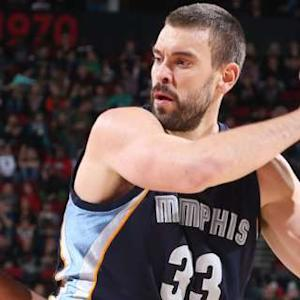 Grizzlies vs. Trail Blazers