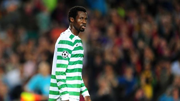 Efe Ambrose could miss Celtic's clash with Juventus