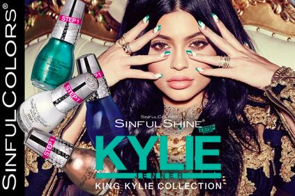 Kylie Jenner Builds Her Beauty Brand