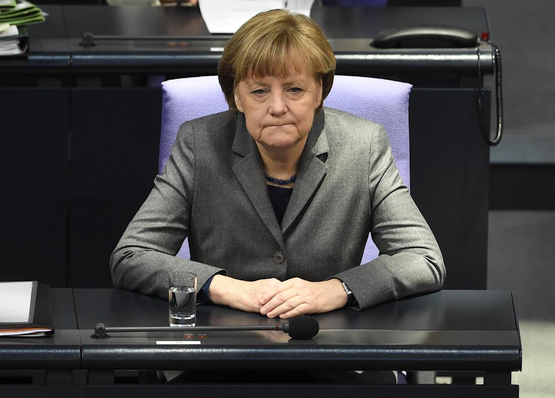 German Chancellor Angela Merkel has ruled out fresh debt relief for Greece