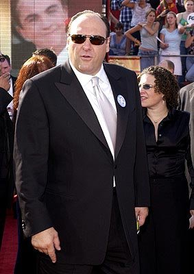 James Gandolfini 55th Annual Emmy Awards - 9/21/2003