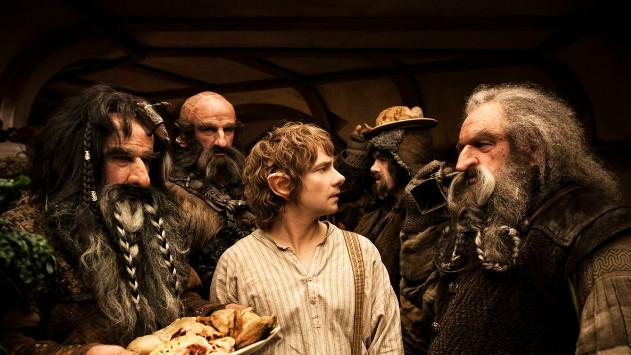 WATCH: Rapper Skee-Lo Reviews 'The Hobbit,' Proclaims Bilbo A 'G'
