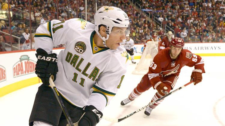 NHL: Dallas Stars at Phoenix Coyotes