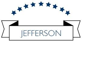 Jefferson -- Origin: Old English; Meaning: son of Jeffrey