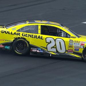 Trouble strikes for Kenseth