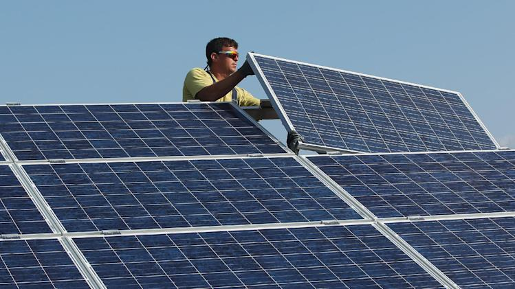 The Simple Math Behind Solar Power's Expansion