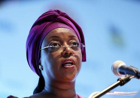 Nigerian former oil minister Alison-Madueke has cancer: lawyer