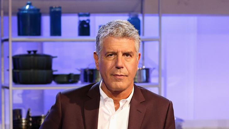 """The Taste"" -- ANTHONY BOURDAIN"