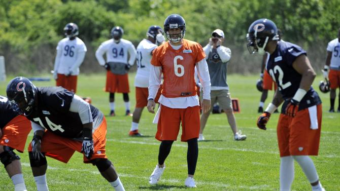 NFL: Chicago Bears-Minicamp
