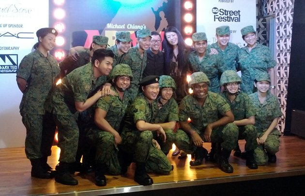 Army Daze turns 25 this year and marches back with a new cast! (Yahoo! photo)