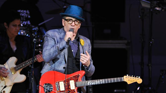 Bacharach, Costello aiming for Broadway