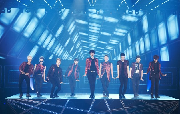 Super Junior will be back in Singapore for Super Show 5 on 6-7 July. (Photo: SM Entertainment)