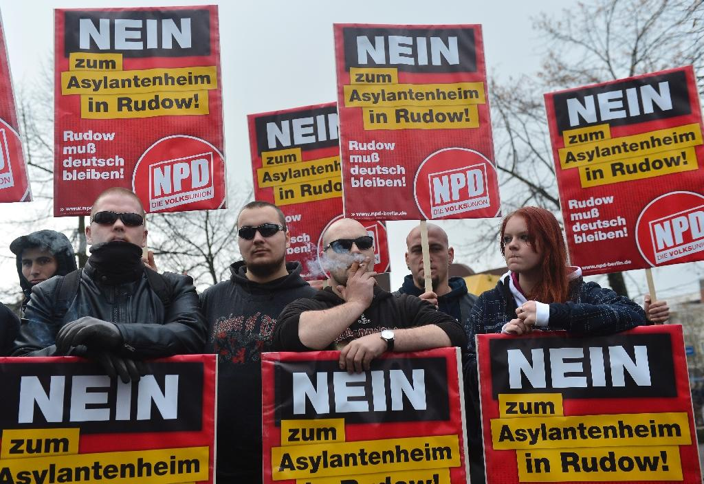 German court to rule on banning far-right party