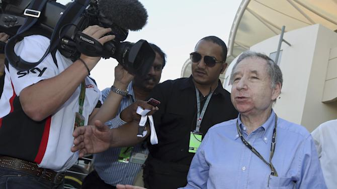 US team among 2 new entrants set for F1 in 2015