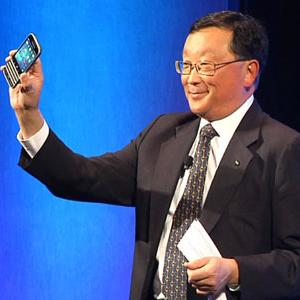 BlackBerry Launches Classic Smartphone