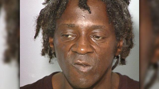 Flavor Flav Arrested on Felony Assault Charges
