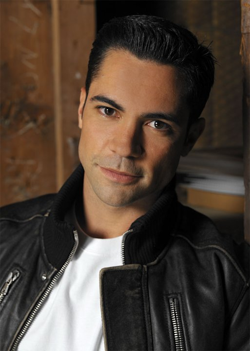Danny Pino stars on the CBS Television Network's Cold Case 