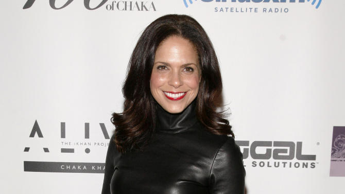"""FILE - This March 26, 2013 file photo shows journalist Soledad O'Brien at a birthday party for Chaka Kahn in New York. O'Brien is joining fellow """"Today"""" show alum Bryant Gumbel at HBO's """"Real Sports."""" HBO said Wednesday, June 12, that O'Brien will be a reporter on the monthly magazine show, which is anchored by Gumbel. Her first story, due this month, is about war veterans who use martial arts to help cope with post-traumatic stress disorder. (Photo by Andy Kropa/Invision/AP, file)"""