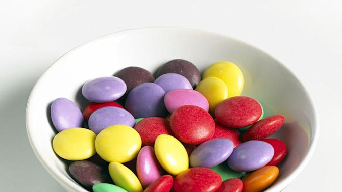 Simple Calorie Slash #4: Go Easy on the Candy Bowl