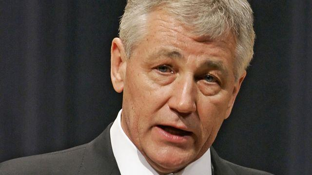A look back at former Sen. Chuck Hagel's record