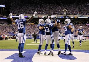 NFL: AFC Wildcard Playoff-Kansas City Chiefs at Indianapolis Colts