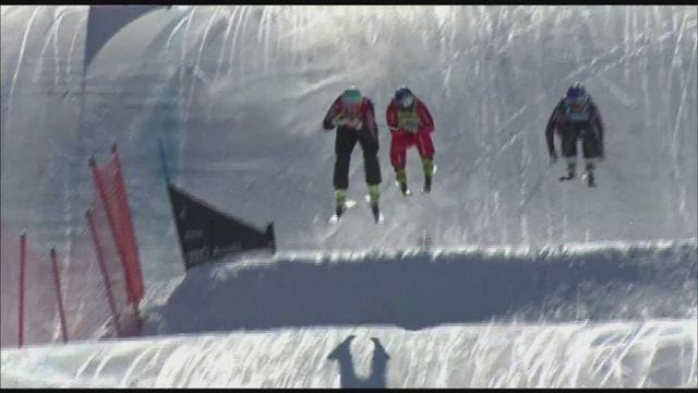 Ski cross wins for Fiva and Hoeie Gjefsen in Switzerland