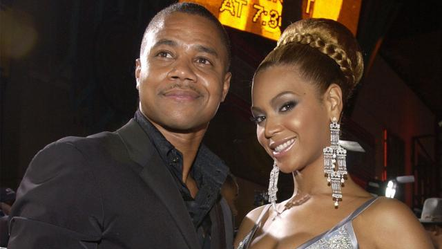 Cuba Gooding, Jr. Says Beyonce Was 'So Nervous' to Kiss on Camera: I Had to Instruct Her