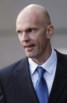 Will Jeff Novitzky make a difference in his new role with the UFC? Time will tell. (AP)