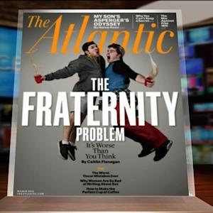 Inside the world of fraternities: Journalist discusses Greek system's influence on campus