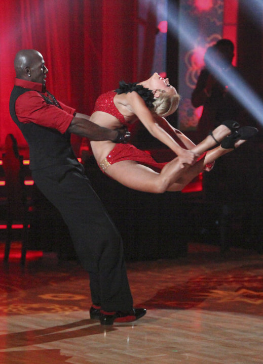 Donald Driver and Peta Murgatroyd …