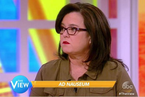 'View' Hosts Clash Over GoDaddy Puppy Ad, Defend Phillip Phillips in 'American Idol' Contract Dispute (Video)