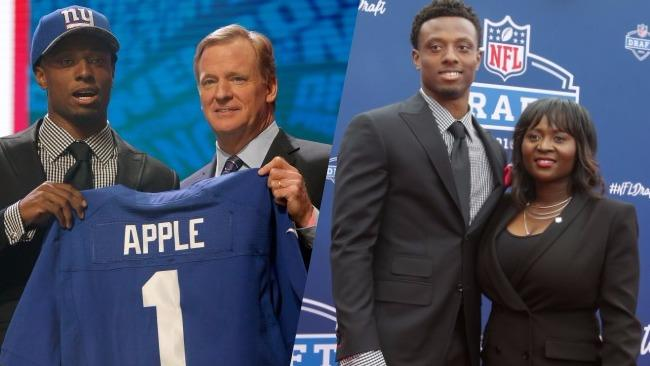 Eli Apple's Mom Just Got Herself A Spot On ESPN's 'Sunday NFL Countdown'