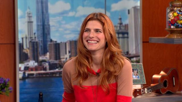 Lake Bell on Latest Hit Show, 'Childrens Hospital'
