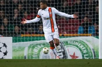 UEFA confirms Luiz Adriano charges