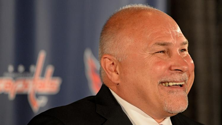 Barry Trotz on coaching Capitals, Alex Ovechkin and 'defensive …