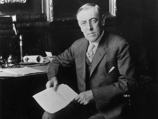 Don't erase Woodrow Wilson. Expose him.