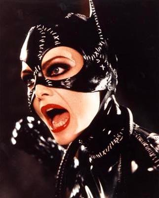 Michelle Pfeiffer as Catwoman in Warner Bros. Batman Returns