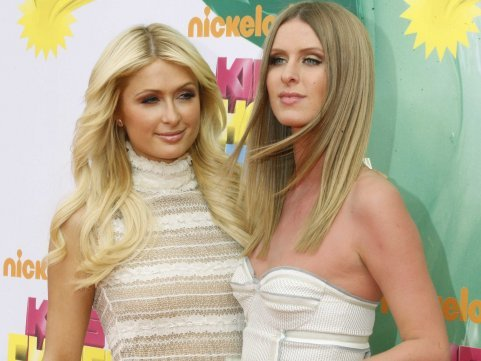 paris and nikki hilton