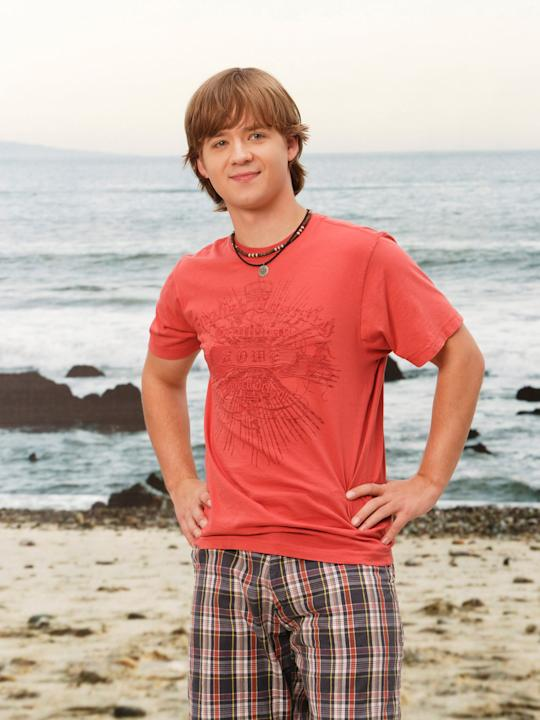 Jason Earles during his early  Hannah Montana days