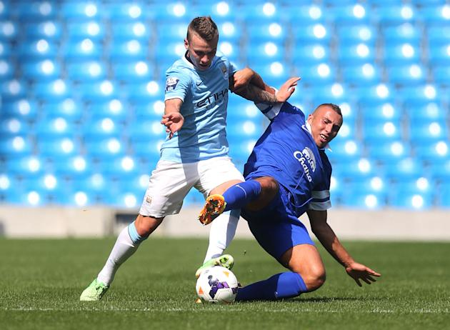Soccer - U21 Barclays Premier League - Manchester City v Everton - Etihad Stadium