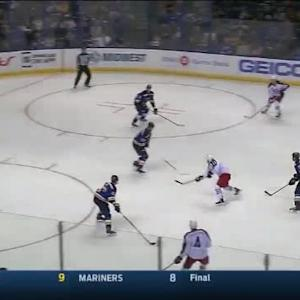 Brian Elliott Save on Cam Atkinson (05:20/1st)
